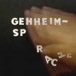 Gehheimsprache für fabula rasa von René Gisler aka phrasardeur